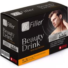 Beauty Drink SKIN NUTRITION  FOR MEN 30x5g Orange Flavored