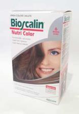 BIOSCALIN NUTRI COLOR TINTA CAPELLI - N. 6 BIONDO SCURO