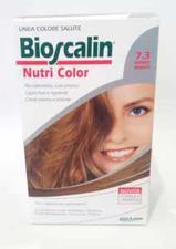BIOSCALIN NUTRI COLOR TINTA CAPELLI - N. 7.36 NOCCIOLA