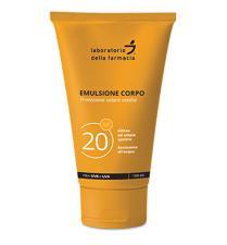 Emulsione Corpo SPF 20 150ml