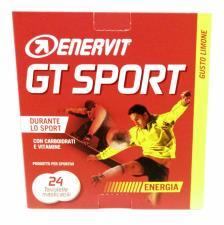 ENERVIT® GT SPORT GUSTO LIMONE 24 TAVOLETTE