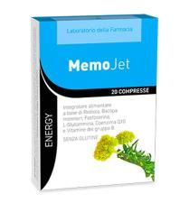 MemoJet compresse 20cpr