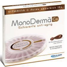 MONODERMA' C10 SCHIARENTE ANTI AGING - 28 FIALE DA 0,5 ML