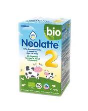 NEOLATTE BIO 2 - LATTE IN POLVERE DOPO IL SESTO MESE - 700 G