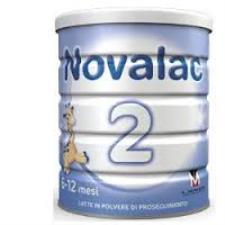 NOVALAC 2 LATTE IN POLVERE DI PROSEGUIMENTO 6-12 MESI - 800 G