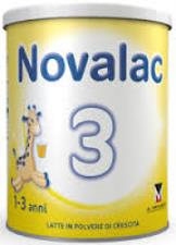 NOVALAC 3 LATTE DI CRESCITA IN POLVERE 1-3 ANNI - 800 G