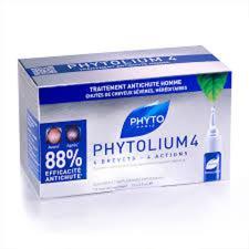 PHYTO - PHYTOLIUM 4 TRATTAMENTO ANTICADUTA - 12 FIALE DA 3,5 ML + 6 IN OMAGGIO