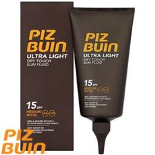 PIZ BUIN ULTRA LIGHT 15SPF 150ML