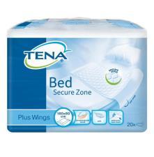 TENA BED TRAVERSA ASSORBENTE EASYLINE RIMBOCCABILE - 80x180 CM - 20 PEZZI