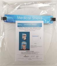 VISIERA PARASCHIZZI PROTETTIVA medical shield