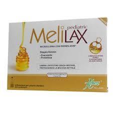 ABOCA MELILAX PEDIATRIC - 6 MICROCLISMI DA 5 G