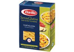 BARILLA TORTIGLIONI SENZA GLUTINE - 400 G