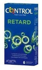 CONTROL ADAPTA RETARD 6 PROFILATTICI