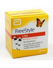 FREESTYLE LITE STRISCE PER TEST DELLA GLICEMIA 25 STRISCE